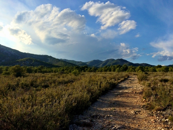 Parque Natural Sierra De Irta.