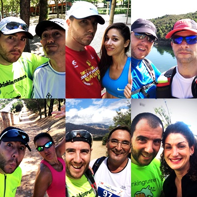 Amigos runners