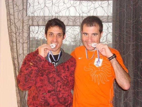 Maratón Donosti 2008