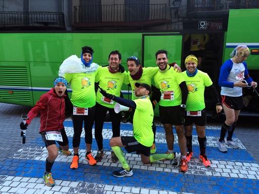 Maratón Vías Verdes