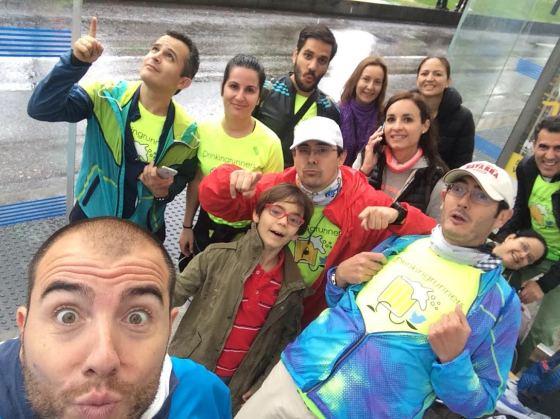 Maratón de Madrid 2015